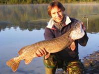 Fishing-pike